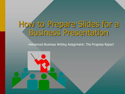 How To Prepare Slides For Ppt Ppt How To Prepare Slides For A Business Presentation