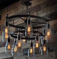 interesting rustic chandeliers for modern living room ideas design