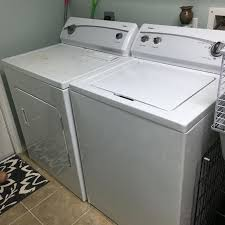 kenmore 400 washer. kenmore 400 series washer and dryer. set. no splits.