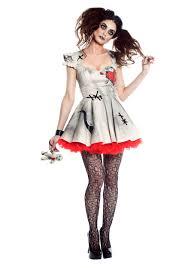 womens voodoo doll costume