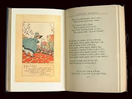 mother goose s nursery rhymes edna cooke