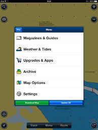 Mapmedia Charts Download Maxsea And Navionics App Chart Update S Y Bella Luna