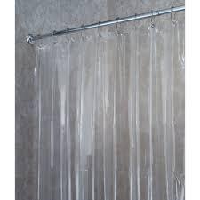 clean plastic shower curtain curtains ideas