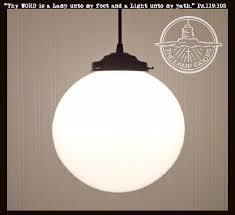 large lighting fixtures.  Large Milk Glass PENDANT Light Large Globe 10 With Lighting Fixtures