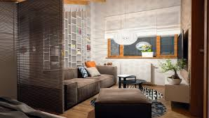 Room Dividers For Studio Apartments Marvelous Apartment Interior Studio Divider Ideas