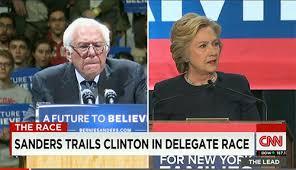 Bernie Sanders And Hillary Clinton Debate On CNN Mesmerizing Hillary Ruck Marriage