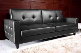 amazoncom leather convertible sofa  homefurnitureorg