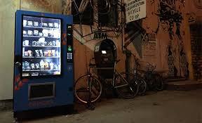 Bikestock Vending Machine Adorable New York City's 48hour Bike Repair Service Inside A Vending Machine