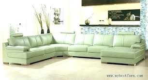 light sage green sofa couch covers sofas free beige large size leather real cow settee light green couch