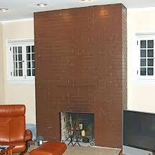 black painted brick fireplace painting a brick fireplace old previously painted brick fireplace white brick fireplace