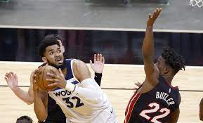Karl-Anthony Towns Tells Jimmy Butler ...