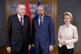 """Nach dem Treffen in Brüssel: """"Erdogans Erpressungsversuche fruchten erstmal  nicht"""""""