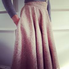 Skirt Patterns With Pockets Extraordinary Sew Over It Lace Circle Skirt Sew Over It