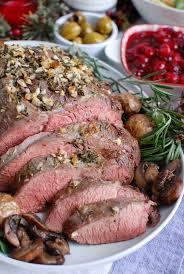 The Best Roast Beef Recipe