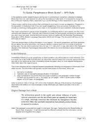 direct qoute properly using quotes in an essay resume