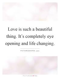 Love Is A Beautiful Thing Quotes Best Of Love Is Such A Beautiful Thing It's Completely Eye Opening And