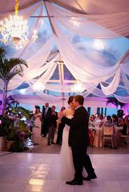 large chandelier wedding miami