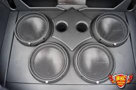 sound system installation. custom sub enclosures \u0026 car audio shops in chicago sound system installation