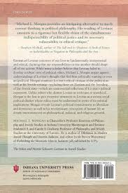 essays on individuality d h lawrence between heidegger and levinas  levinas s ethical politics the helen and martin schwartz lectures levinas s ethical politics the helen my individuality essay writing ideas