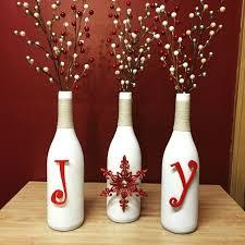 Decorative Wine Bottles Ideas 100 Christmas DIY Dorm Decorations Dorms decor DIY Christmas and 62