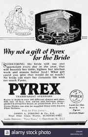 Kitchen Gardener Magazine 1920 1930 Advert For Pyrex Kitchen Bowls From English Homes