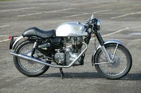 enfield 500 bullet 1992 on review