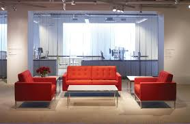 Two Seater Sofa Living Room Florence Knoll Two Seater Sofa Design Within Reach
