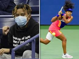 Naomi osaka's boyfriend is a professional rapper named ybn cordae. Naomi Osaka S Bf Rapper Cordae Cheers On Tennis Star From Stands At Us Open