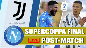 January 20th, 2021, 3:00 pm est. Juventus Vs Napoli Supercoppa Final Live Review Analysis Player Ratings Youtube