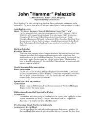 On Air Personality Resume Sample Spanish Tutor Resume Sample Objective English Cv Nursing Lecturer 24