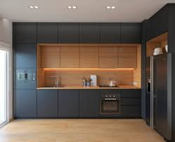 Hidden Kitchen Modern Black Hidden Kitchen Ideas And Inspirations To Your New