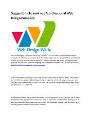 Work Experience In Design Companies Website Designing Company In Manesar By Milda Oser Issuu