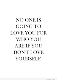 Tumblr Quotes About Loving Yourself