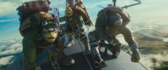 REVIEW Teenage Mutant Ninja Turtles Out of the Shadows 2016