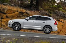 2018 volvo hybrid suv. interesting hybrid the 2018 xc60 is available with three engine options we prefer the t8  plugin hybrid volvo on volvo hybrid suv