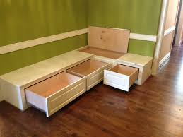 diy breakfast nook bench seating elegant dining room with storage of seatings home design benches