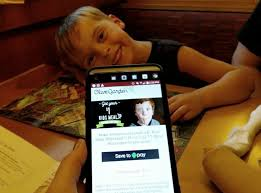 never pay full for your kids to eat at olive garden