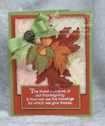 home made thanksgiving cards cards diy fashion stampin up stamps sets thanksgiving cards