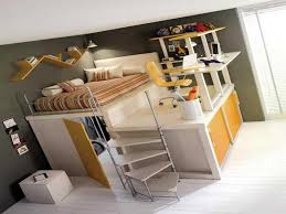 Cozy Bunk Bed With Desk Underneath Canada Bed With Desk Full Bunk Bed  Office Full