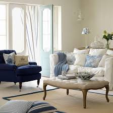 blue and white living room decorating with country colours photo white country living room style blue white living room