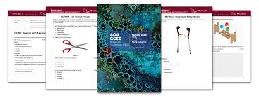 Design And Technology Online Resources Design And Technology Gcse Aqa Sample Exam