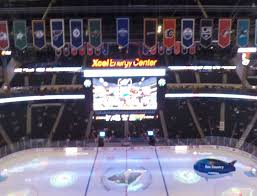 Xcel Energy Center Rodeo Seating Chart Xcel Energy Center Section 204 Seat Views Seatgeek