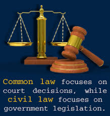common law vs civil law know the key differences