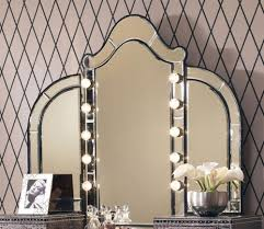 Mirror Lights Bedroom Table Mirror With Lights Hot Sale 7w With Switch 55cm Waterproof