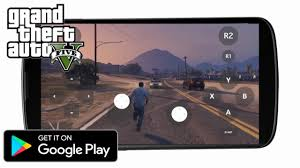 Grand Theft Auto V for Android Gameplay 2021 (Real GTA 5 APK) - YouTube