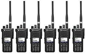 motorola digital radios. motorola dp4800 vhf 5w digital two way radio with display and keypad x6 - farm radios