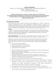 Junior Consultant Resume Management Consulting Resume Resume ...