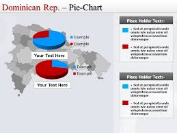 Powerpoint Map Of Dominican Republic Detailed Map Of