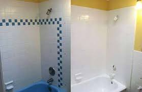 bathroom tile refinishing. We Specialize In Bathroom And Shower Tile Reglazing For Customers Northern NJ Refinishing