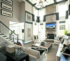 tall wall decor living room decorating ideas 2 story for new trend decorative mirrors